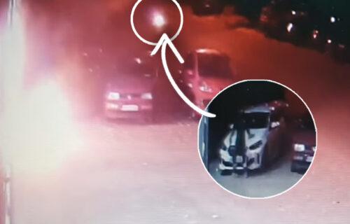 Užas! Muškarac ZAPALIO teretanu u Borči, pa greškom i samog sebe: Sve je to uradio zbog OSVETE? (VIDEO)