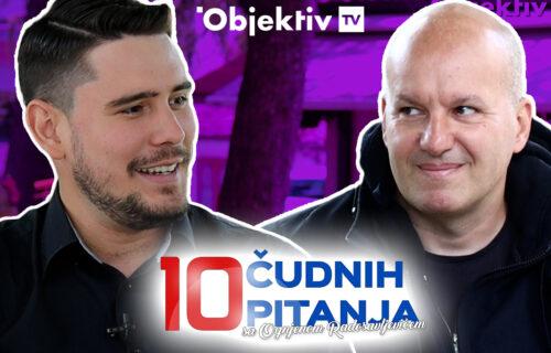 Drama na snimanju: Srpski kaskader NOKAUTIRAO voditelja - jedno pitanje ga RAZBESNELO (VIDEO)