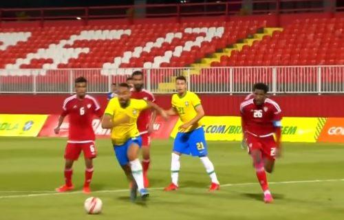 """Dani Alveš u Novom Sadu: Ne, nije šala, Brazilci na """"Karađorđu"""" uništili UAE! (VIDEO)"""