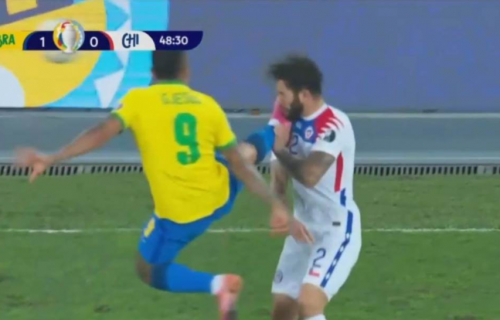 Užasan start igrača Sitija zgrozio Južnu Ameriku: Brazilci slavili, ali svi pričaju o ovom potezu (VIDEO)