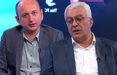 """""""Ministarstvo i vlada da se STIDE"""": Mandić i Knežević posetili porodicu Riste koji je ODBRANIO monahinju"""