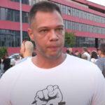 """UHAPŠEN Petar Đurić, osnivač pokreta """"Ćale, ovo je za tebe"""": Osumnjičen da je PRETIO bivšoj devojci"""
