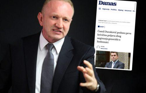 LICEMERJE bez premca: Đilasovi mediji RAVNODUŠNI prema nasilju nad srpskim novinarima u BiH (FOTO)
