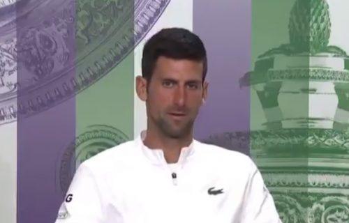 Amerikanac je kriv za skandal na konferenciji Novaka Đokovića: On uopšte nije novinar! (VIDEO)