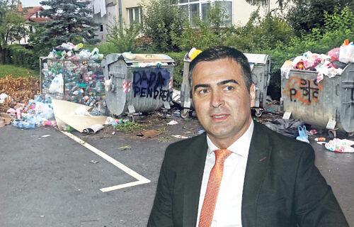 Deponija CVETA, Đurović se češlja: Ove FOTOGRAFIJE govore sve o bahatosti čelnika Vrnjačke Banje (FOTO)
