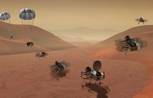 Dragonfly otkriva tajne Titana: Nuklearni helikopter imaće SPECIJALAN zadatak u svemiru (VIDEO)