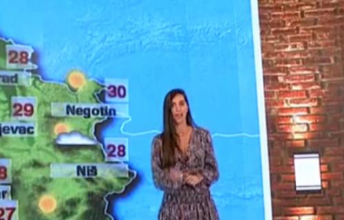 Marija Egelja ostavila gledaoce bez DAHA: Evo zašto je prognoza danas pala u drugi plan (FOTO)