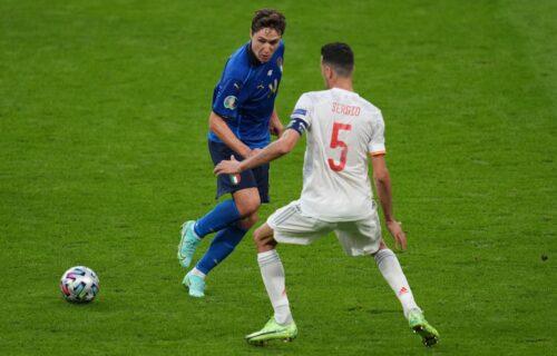 Majstorija Federika Kijeze: Španci na kolenima posle fenomenalnog gola fudbalera Juventusa! (VIDEO)