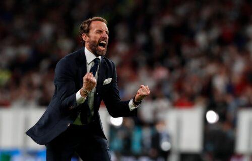 Svi su sumnjali u njega, a on odveo Engleze u prvo finale: Sautgejt sija od sreće posle ispisane istorije