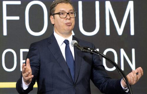 """Vučić iz Skoplja poručio: """"Napravljen je VELIKI POMAK, važno je da ljudi vide da sve ovo ima smisla"""""""