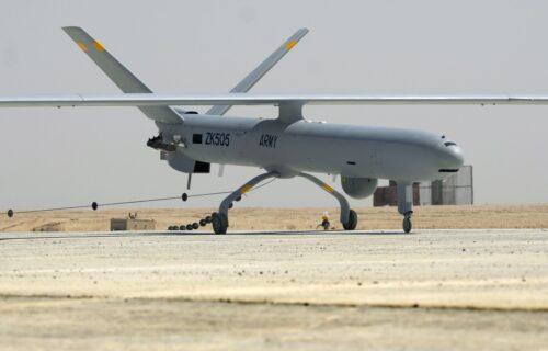 PLAVI ČUVAR nad Izraelom: Ko su učesnici najveće vežbe s borbenim dronovima (VIDEO)