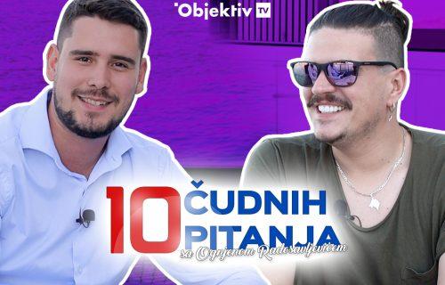 """Isak Šabanović za Objektiv TV: Sviđaju mi se Beograđanke, evo šta me posebno """"RADI"""" kod njih (VIDEO)"""