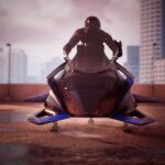 Uskoro ćemo voziti LETEĆE motocikle: Prototip uspešno testiran, pogledajte ga u akciji (VIDEO)