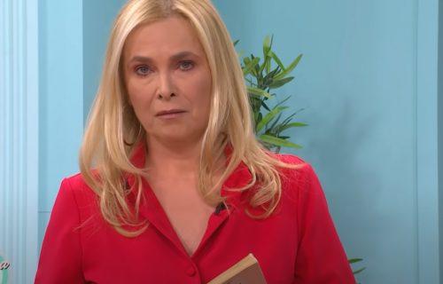 Glumica poslala DIRLJIVU poruku POKOJNOM suprugu: Bol je sve veći, vreme ne čini svoje! (FOTO)
