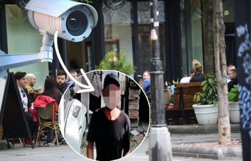 DRAMA u Zemunu: Čovek podelio snimak sa sigurnosnih kamera - ono što je na njemu je JEZIVO (FOTO)