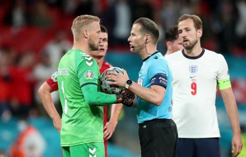 Zasluženo: UEFA pokrenula postupak protiv Engleza posle meča s Danskom!