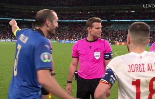 Evo zašto su Italijani slavili u penal seriji: Šou Kjelinija je sve najavio (VIDEO)