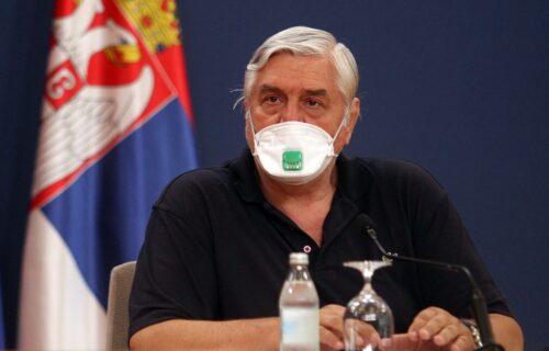 Tiodorović upozorio: Delta soj će jačati, očekuju nas NOVE MERE ako pređemo ovaj broj novoobolelih