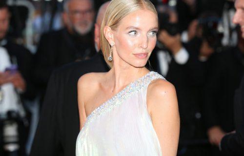 Blogerka Leoni Hane je bila VODEĆA tema filmskog festivala: Njena haljina je oduševila mnoge (FOTO)