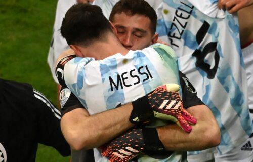 "Zakazan spektakl u Južnoj Americi: Argentina ide na Brazil u finalu, golman ""gaučosa"" je heroj! (VIDEO)"