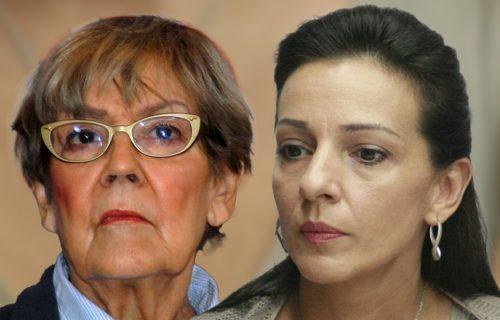 "Marinikina simpatizerka Vesna Pešić PONOVO napada: ""Srbi, Srbija i Vučić su ZLO i varvari"" (FOTO)"