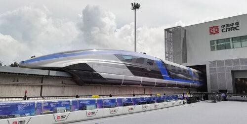 MAGLEV je toliko brz da ide ispred vremena! Futuristički voz kreće se 600 km/h (VIDEO)