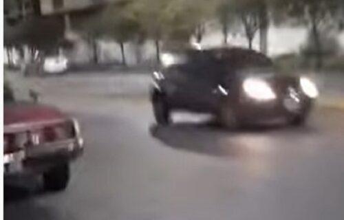 Maltretirao devojku dok je šetala ulicom: Kada se uhvatila za džep, reagovao je neočekivano (VIDEO)