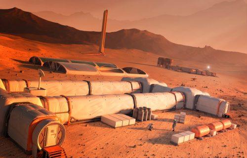 Ambiciozan plan za osvajanje Marsa: Rusi bi gradili nuklearku, pa svemirsku bazu (FOTO+VIDEO)