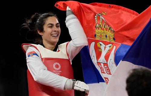 Milica do Tokija: Srbija uzela treću medalju, a prvu zlatnu - Mandićeva razbila takmičarku iz Koreje!