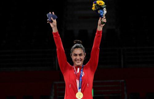 PRVE REČI Milice Mandić posle osvajanja zlatne medalje na OI: Srbijo, ovo moraš da poslušaš!