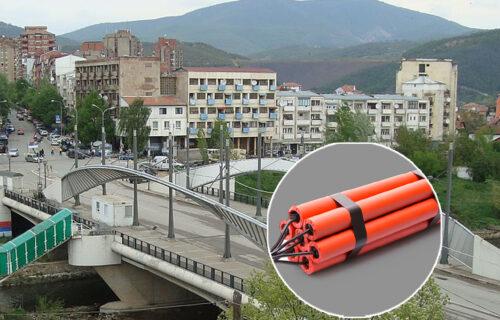 EKSPLOZIJA u blizini Kosovske Mitrovice: Vezali konopac na točak automobila, oštećeno jedno vozilo