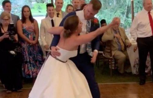Trebalo je da imaju venčanje iz snova, a kada su zaigrali prvi ples, mlada je ODMAH završila u bolnici