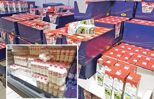 Mleko LOŠEG KVALITETA i dalje u srpskim prodavnicama: Mame kupce niskom cenom - otkrivamo da li je ŠTETNO