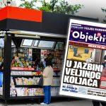 Danas u novinama Objektiv: Lalićev stan na Dedinju pod kamerama, Vučićevih 80 dokaza... (NASLOVNA STRANA)