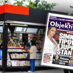 Danas u novinama Objektiv: Simke tipovao Ljupkin stan, rat oko Kuće cveća... (NASLOVNA STRANA)