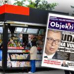 Danas u novinama Objektiv: Koga je branio mafijaški konsiljere, oprez pred letovanje... (NASLOVNA STRANA)