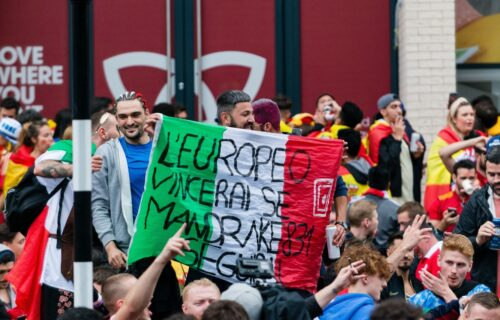 Italijani zadali ozbiljan udarac Englezima: Ove dve poruke im nikada neće zaboraviti! (FOTO)