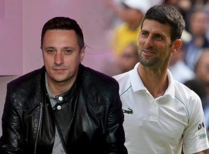 Srpski glumac komentarisao Novaka Đokovića: Da li je Andrija Milošević ovaj put preterao? (VIDEO)