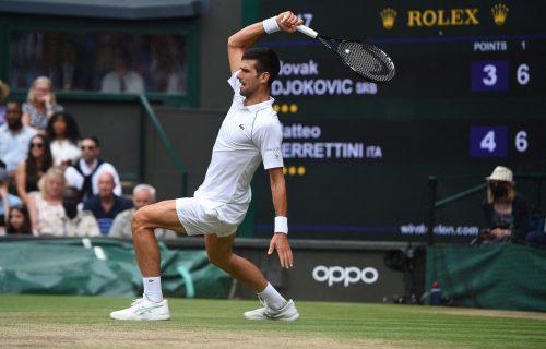 """Poklonite se šampionu i prestanite da uzdižete Federera: Nole uradio nešto što nije niko u """"open eri"""""""