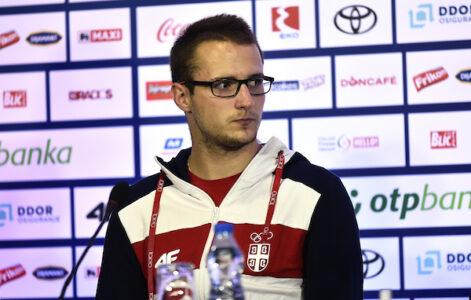 Levajac nije uspeo: Rus savladao srpskog predstavnika u stoni tenisu