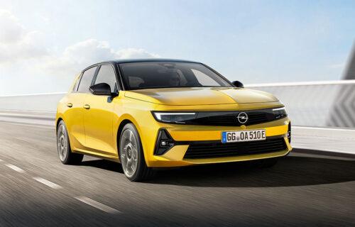 Novi dizajn, platforma i hibridni pogon: Upoznajte 8. generaciju Opel Astre (VIDEO)