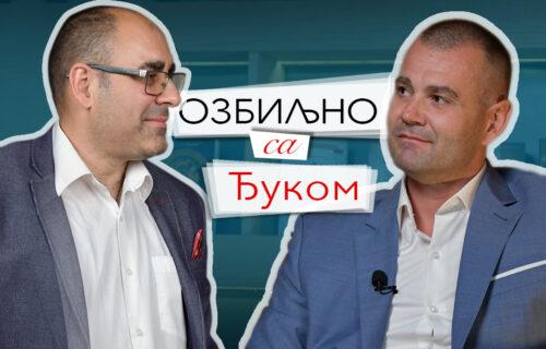 EKSKLUZIVNI VIDEO: Goran Papić otkriva zašto je uhapšen nakon MISTERIOZNOG POZIVA Nebojše Stefanovića!