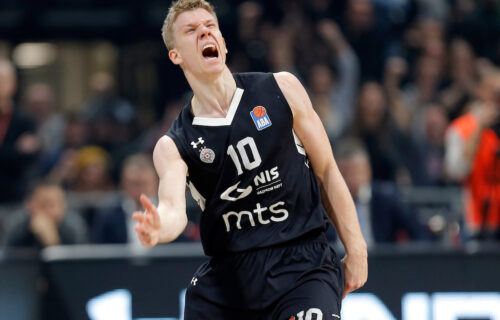 Ognjen Jaramaz objasnio zašto je napustio Partizan: Postoje dva razloga!