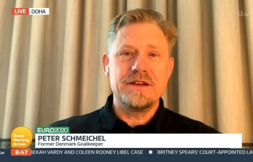Legendarni Peter Šmajhel besan posle krađe na Vembliju: Sudija je napravio veliku grešku! (VIDEO)