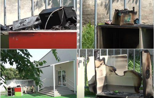 Grom ZAPALIO vrtić u Subotici: Munja udarila u klima uređaj, gorele dve prostorije (VIDEO)