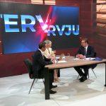 """Predsednik Vučić: """"Ova seda kosa nije samo od starosti, imao sam mnogo teških dana"""""""