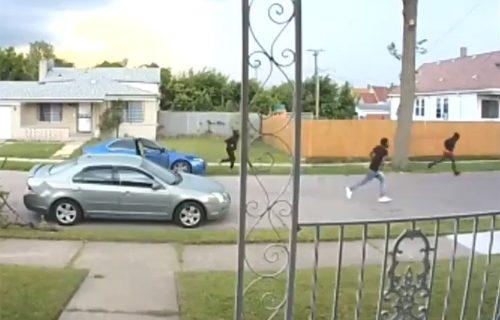 Ručni menjač SPREČIO otimačinu: Pogledajte šta se dogodilo sa naoružanim kradljivcima (VIDEO)