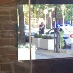 INCIDENT na Vračaru: Muškarac jurio čoveka sa SEKIROM u ruci, policija na licu mesta (FOTO)