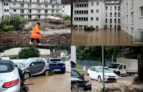 Drama u Nemačkoj: U poplavama STRADALE dve osobe rođene na Kosovu