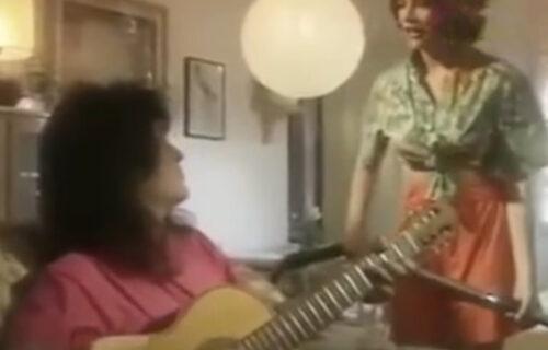 Severina i Džiboni kao muž i žena: Ovako su zvezde izgledale pre TRI DECENIJE (VIDEO)